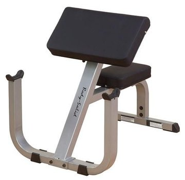 Body-Solid Body-Solid Preacher Curl Bench GPCB329