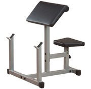Powerline Powerline Preacher Curl Bench PPB32X