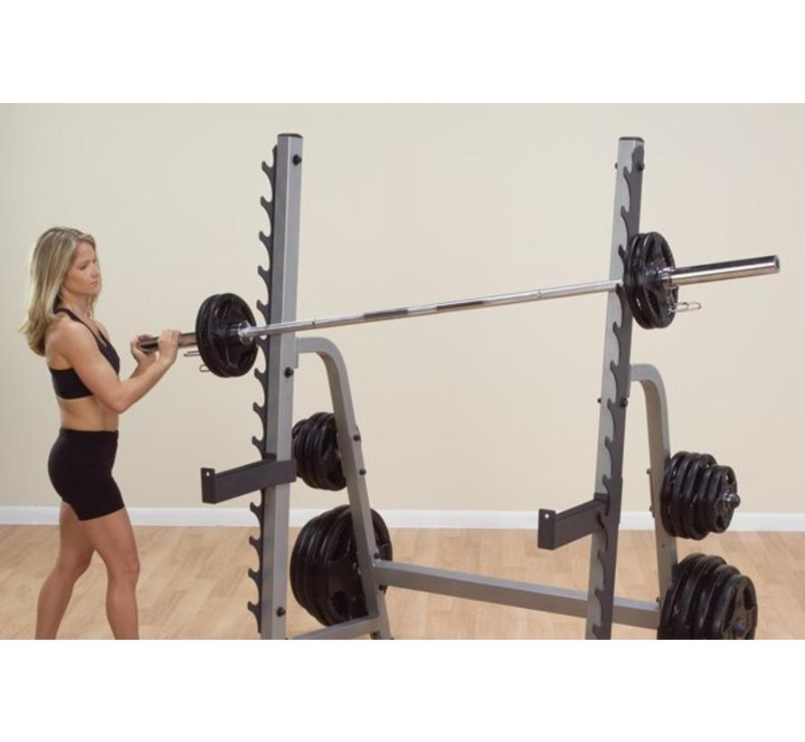 Body-Solid Multi Press Rack - GPR370