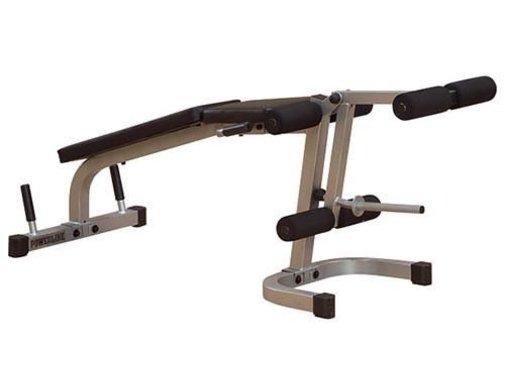 Powerline Powerline Leg Extension and Curl Machine PLCE165X