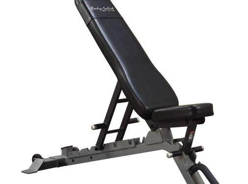 ProClubLine Pro Club Line Adjustable Bench SFID325