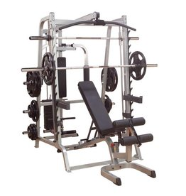 Body-Solid Body-Solid GS348 Series 7 Smith Machine Full Option