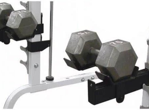 Body-Solid Body-Solid Dumbbell Lift-Offs DBH22