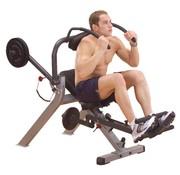 Body-Solid Body-Solid GAB300 Ab Bench Buikspiertrainer