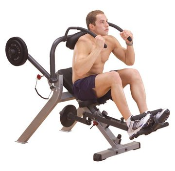 Body-Solid Body-Solid GAB300 Ab Bench Buikspiertrainer