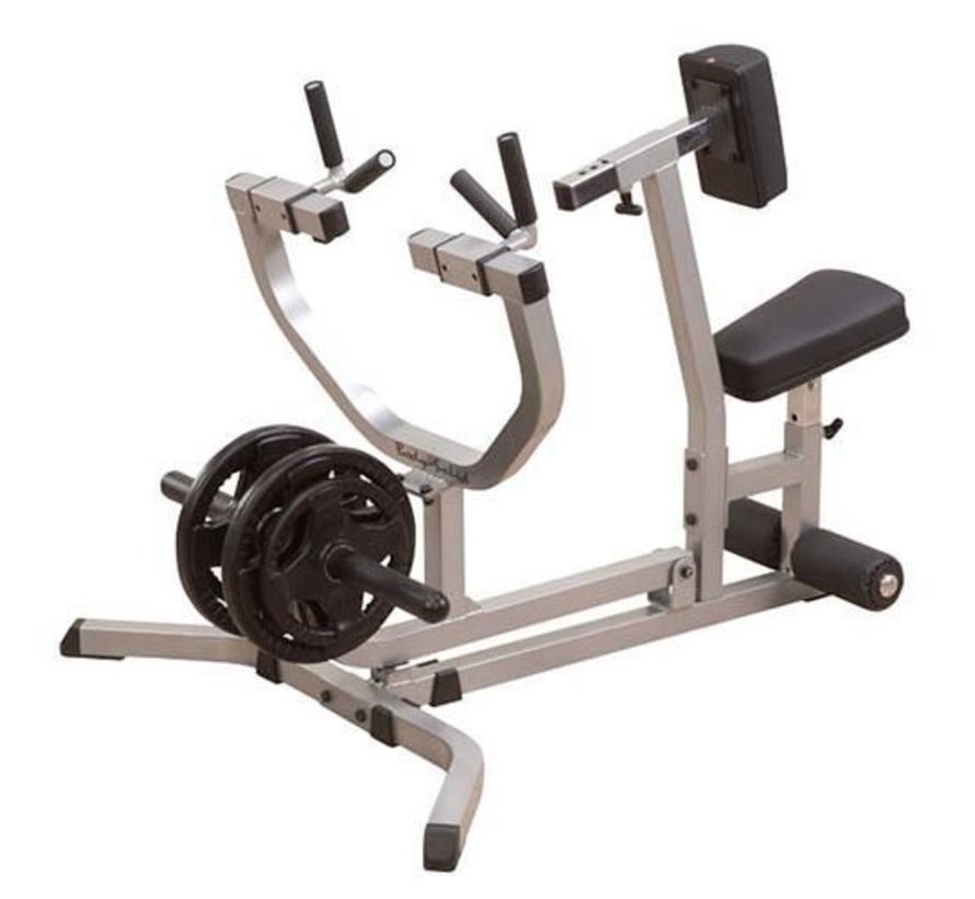 Seated Row Machine GSRM40