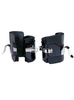 Body-Solid Gravity Boots - 2 stuks - Zwart