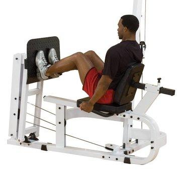 Body-Solid Body-Solid Leg Press Option voor EXM4000S LP40S