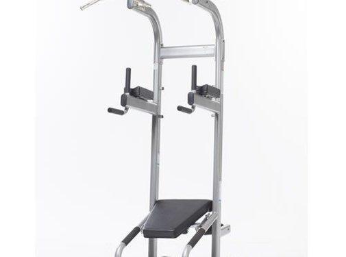 Tuff Stuff Tuff Stuff Chin/Dip/VKR/Ab Crunch/Push-up Training Tower