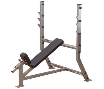 ProClubLine Pro Clubline Incline Olympische Bench SIB359G
