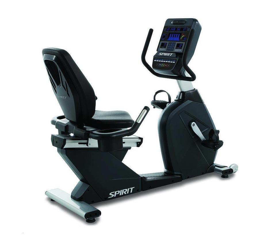 Spirit Fitness Commercial Series Recumbent Bike met LED Console CR900LED