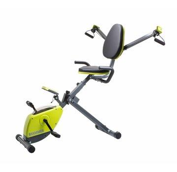 Hammer Fitness Hammer Wonderbike - Stoelfiets - Deskbike - met weerstandsbanden
