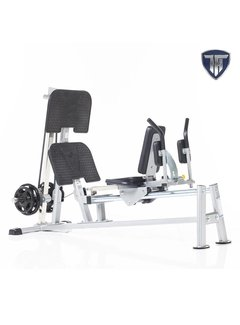 Tuff Stuff Horizontale Leg Press & Hack Squat CLH-300