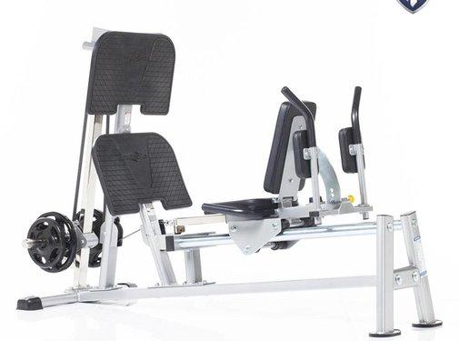 Tuff Stuff Tuff Stuff Horizontale Leg Press & Hack Squat CLH-300