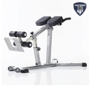 Tuff Stuff TuffStuff CHE-340 Adjustable Hyper-Extension Bench