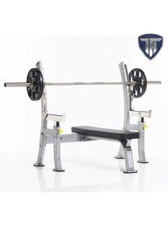 Tuff Stuff COB-400 Olympische Halterbank voor Powerlifting