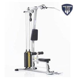 Tuff Stuff Tuff Stuff CLM-855WS Lat/Low Row Combo Machine met 95 kg gewichtstapel