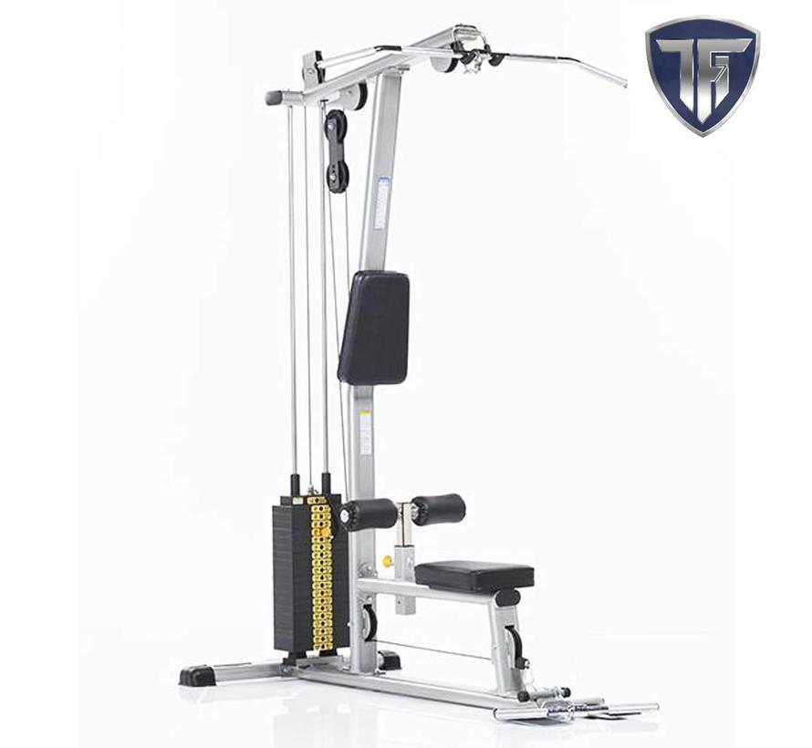 Tuff Stuff CLM-855WS Lat/Low Row Combo Machine met 95 kg gewichtstapel