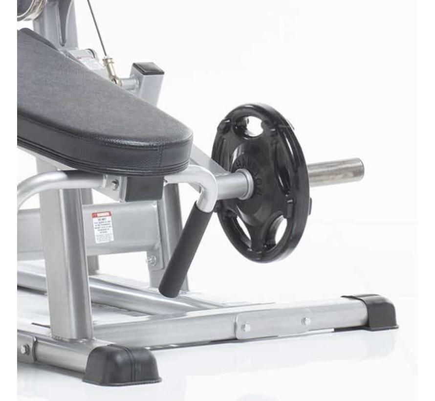 TuffStuff CPL-400 Seated Leg Extension / Curl Bench