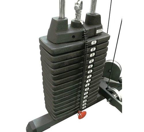 Body-Solid Body-Solid Uitbreidingskit SP150 (67.5 kg)
