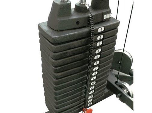 Body-Solid Body-Solid Uitbreidingskit SP200 (90 kg)