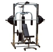Powerline Powerline PSM1442XS Smith Machine Full Package