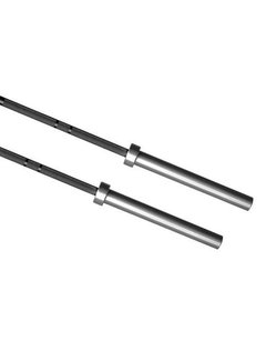 Body-Solid Olympische Bar voor Crossfit (schacht: 28 mm) met Naaldlagers 220cm OB220MA