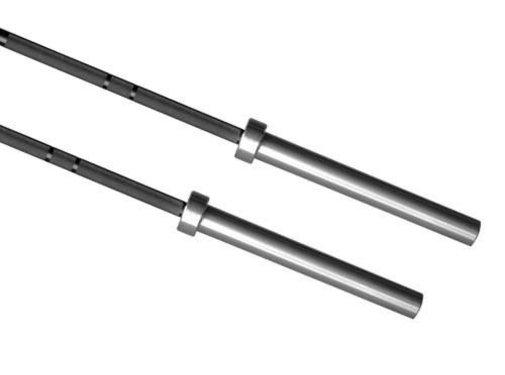 Body-Solid Body-Solid Olympische Bar voor Crossfit (schacht: 28 mm) met Naaldlagers 220cm OB220MA