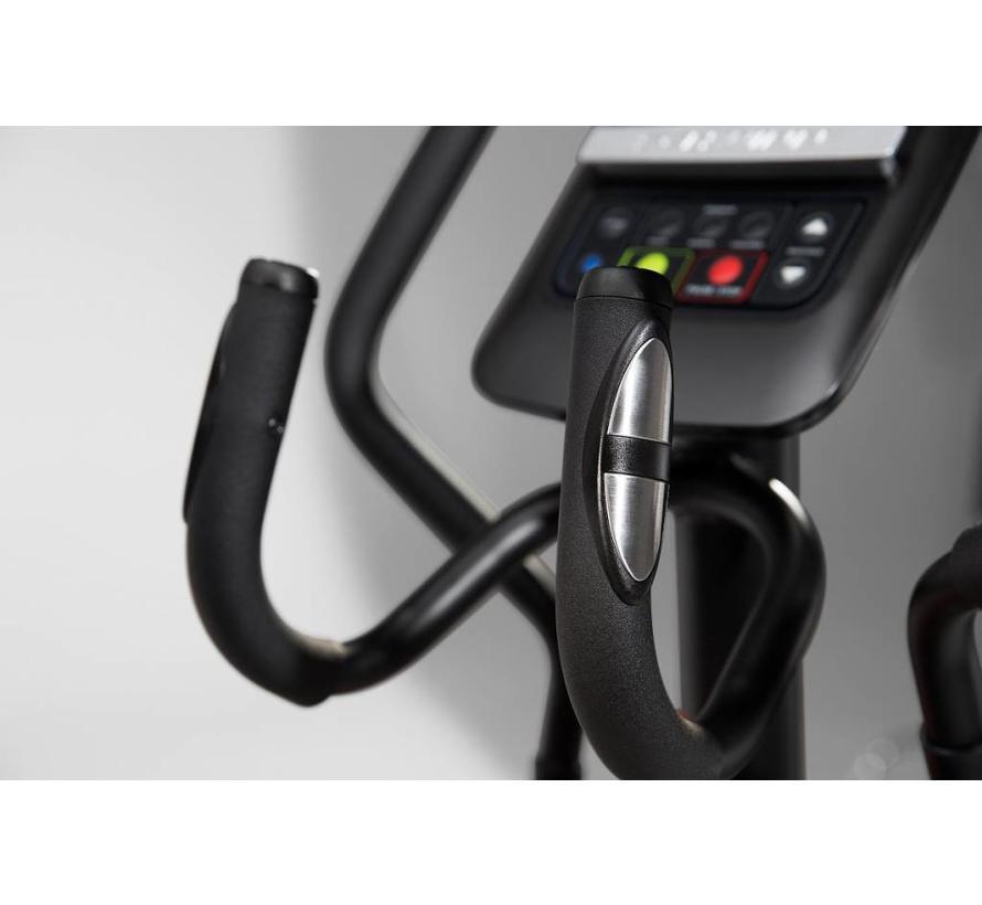 Schwinn 510E - Crosstrainer - Zeer compact - Past in elke ruimte - met Bluetooth en RunSocial