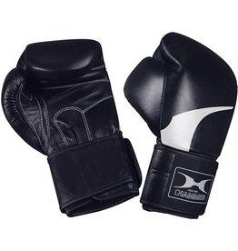 Hammer Boxing Hammer Boxing bokshandschoenen PREMIUM PU - zwart 8 OZ