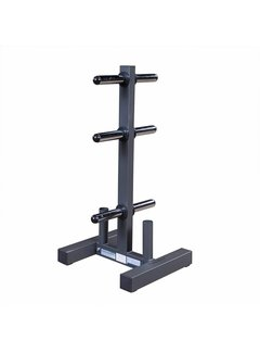 Body-Solid Body-Solid Olympic Plate Tree & Bar Holder WT46