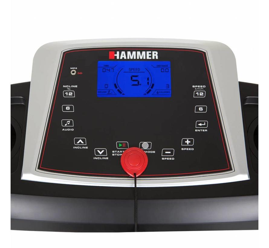 Hammer Fitness Treadmill Race Runner 2000i
