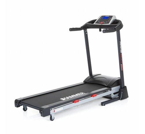 Hammer Fitness Hammer Fitness Treadmill Race Runner 2000i