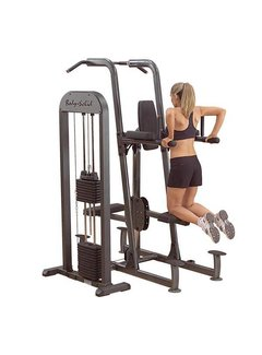 Body-Solid Body-Solid Pro-Select Chin-Dip Machine FCD-STK