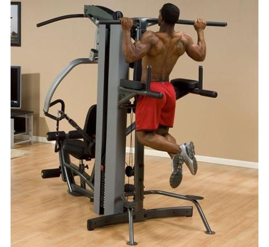 Body-Solid Vertical Knee-Raise / Dip Station FKR