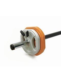 Toorx Fitness Toorx Aerobic Pump Set - 10 kg - oranje/grijs