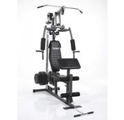 Hammer Fitness Beschadigde doos - Hammer CALIFORNIA XP gym - incl. 60 kg gewichten