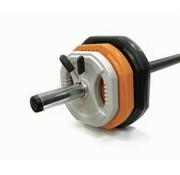 Toorx Fitness Toorx Aerobic Pump  Halterschijven - per 4 stuks