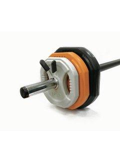 Toorx Fitness Aerobic Pump  Halterschijven - per 4 stuks
