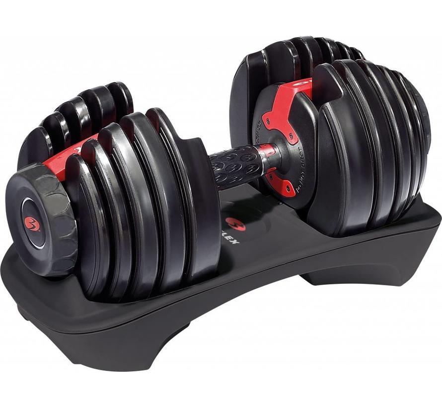 Bowflex SelectTech 552i - 23.8 kg - Verstelbare dumbbell - per stuk