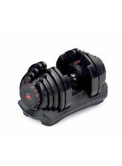 Bowflex SelectTech 1090i - 41 kg - Verstelbare dumbbell - per stuk