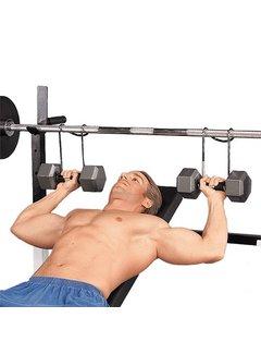Body Trading Bodytrading Power Hooks PH0100