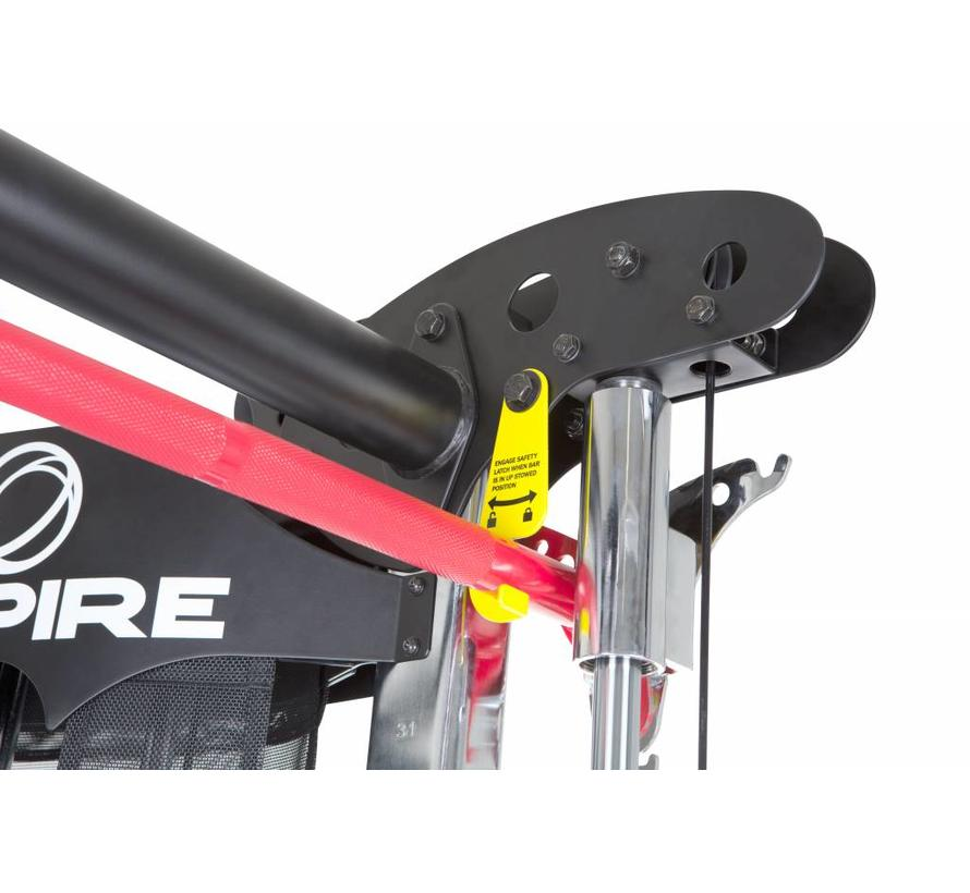Inspire FT2 Functional Trainer - including bench