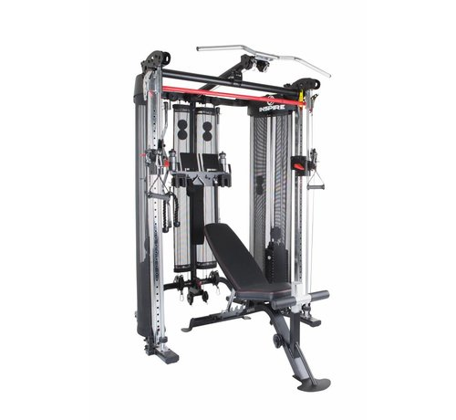 Inspire Inspire FT2 Functional Trainer - including bench