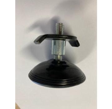 Schwinn Stelvoet voor spinfiets of hometrainer - 8 mm schroefdraad