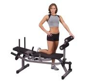 Body-Solid Body-Solid Horizontale Ab Crunch Machine GAB100