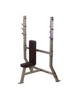 ProClubLine Shoulder Press Olympic Bench SPB368