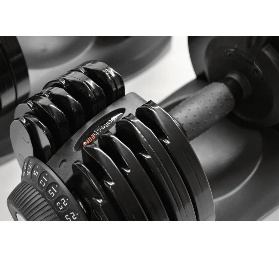 Bodytrading EZ Dumbbell 12 in 1 Elite + Rack EZ0200SET