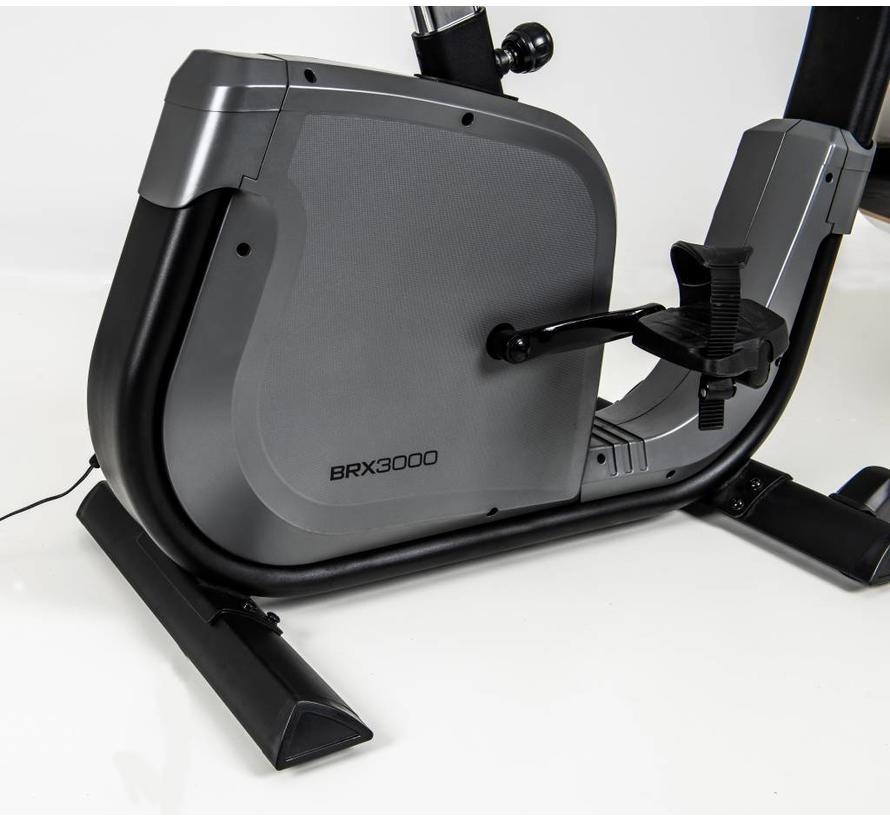 Toorx BRX-3000 Ergometer - met lage instap - semiprofessioneel inzetbaar - met Bluetooth en Kinomap