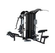 Inspire Inspire Multi-gym M5 - twee gewichtstapels - zwart